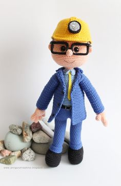 Tiny Mini Design: Amigurumi Bebekler-Dolls