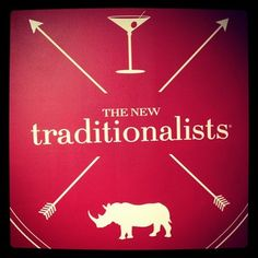 Rhinopalooza at The New Traditionalists Showroom in Soho, Blogfest 2012 afterparty!