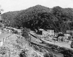 War, WV (my dad was married in this town)