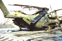 Here is a picture of our CH-53 around 1980 in England.