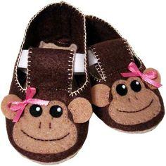 Monkey Booties