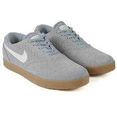 a146f380c6c Nike Sb Eric Koston Wolf Grey White Gum Med Brown Mens Shoes only at Black  Sheep skateboard shop UK s finest independent Skate   Streetwear store.