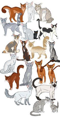 tumblr warrior cats by ClimbToTheStars on DeviantArt