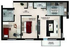 Vanzare apartament 3 camere Bloc Nou, zona Tractorul Brasov 976