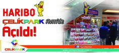Haribo ÇelikPark AVM'de Açıldı! Park, Parks