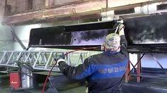 HYVST SPT 210 распыление краски безвоздушным способом