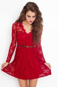 Rosalind Lace Dress | Shop Dresses at Nasty Gal