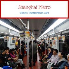 Using the Shanghai Metro