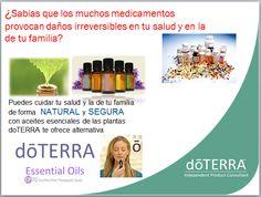 Te ofrezco una alternativa natural a través de los aceites esenciales de doTERRA para tu salud, te invito a que entres ami pagina, suscribete www.saluddoterra.com