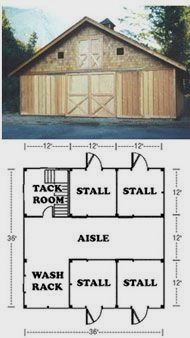 Small Horse Barn Designs | ... barn plans order the paper…  homemade #goat cheese, homemade #goat feed, homemade goat soap, homemade goat treats, homemade goat food, homemade goat milk, homemade goat how to make   #education #entertainment #food #drink #gardening #geek #hair #beauty #health #fitness #holidays #events