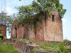Cedros in Trinidad On Map | Old Fort, Cedros , Trinidad | Abandoned Beauty…