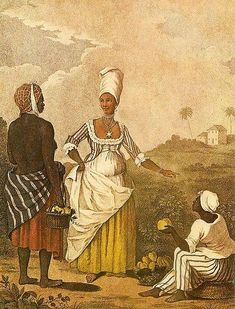 Images of Regency-era free people of colour   Mary Robinette Kowal