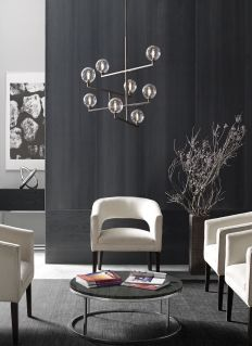 The mara grande led chandelier by tech lighting is a wholly modern inspiration gallery application gallery tech lighting aloadofball Gallery