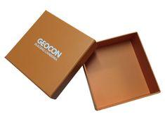 Branded rigid VIP gift box