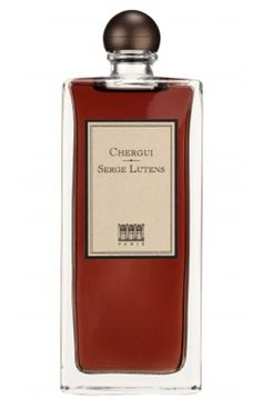 Chergui Serge Lutens perfume - a fragrance for women and men 2005