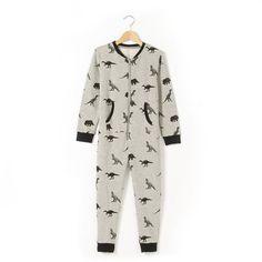 Mono-pijama estampado ''dinosaurio'' 2-12 años