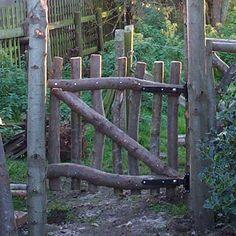 3ft Chestnut Hobbit Gate