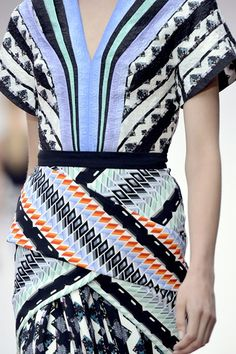 Peter Pilotto Spring Summer 2013
