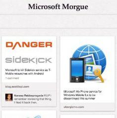 Microsoft Morgue