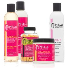 Mielle Organics is a hair and skin care company that uses all natural ingredients. Since inception, Mielle Organics' products have taken the hair care market by