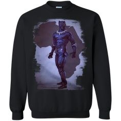 f839c467fed Marvel Black Panther T shirt hoodie sweater Black Panther Marvel