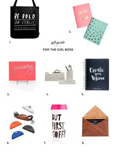 Gift guide for the #
