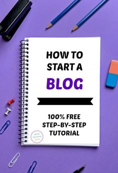 Considering starting a blog? Learn how to quickly make a WordPress website on Bluehost to make extra money. Here's a free printable blog startup tutorial.