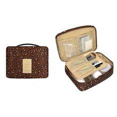 2e9924330e99 Women Travel Purse Organizer Cute Cosmetics bag Make up Storage bag Pouch  High quality Lady Toiletry