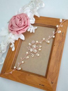 Hey, I found this really awesome Etsy listing at https://www.etsy.com/ru/listing/465934352/rose-gold-bridal-headpiece-rose-gold