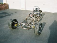 Custom Go Kart Frames Reverse Trike, Ideas Para Inventos, Drift Kart, Motorized Trike, Go Kart Frame, Homemade Go Kart, Go Kart Plans, Polaris Slingshot, Solar Car