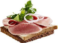 Natlægens Dyremad Leverpostej med saltkød og løgringe  Opskriftsnummer 2 Foods To Eat, Tuna, Mad, Fish, Pisces, Atlantic Bluefin Tuna
