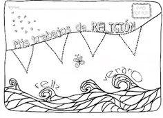 Blog con recursos para el aula de religion, fichas, manualidades... Religion Catolica, Psalm 23, Bullet Journal, Tapestry, School, Room, Dress, Teaching Resources, Advent