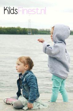 www.kidsfinest.nl tutu, cloud top en trui Luna Hood - kids On The Moon