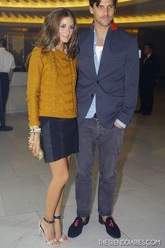 Olivia and Johannes-- gorgeous couple!