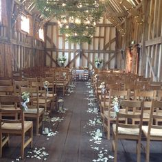 Romantic setting #gatestreetbarn