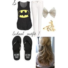 S: school outfit 1
