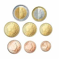 Alle euromunten - Euromunten en biljetten Euro, Coins, Countries, Rooms