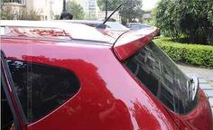 88.30$  Watch now - http://alii1u.worldwells.pw/go.php?t=32700509604 - Unpainted Factory ABS Wing Spoiler For Nissan Qashqai 2007-2011 88.30$