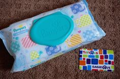 New Innovations From Pampers (& $75 Toys R Us GC Giveaway Ends 9/25)  Read more at http://momandmore.com/2015/09/new-innovations-from-pampers.html#wG7idRE1cALGjqwf.99