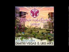 Tomorrowland 2012 Anthem - Dimitri Vegas & Like Mike
