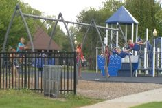 10-Year-Old Aims to Get Wheelchair Swing in Cadillac - Northern Michigan's News…