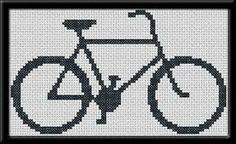 cross stitch bike - Google zoeken