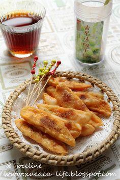 台湾夜市小吃 - 甘梅炸薯条