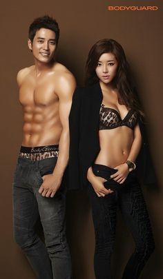 pic+of+joo+sang+wook | Park Han Byul y Joo Sang Wook sensualidad al descubierto para ...
