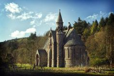 Drumtochty Glen, Scotland