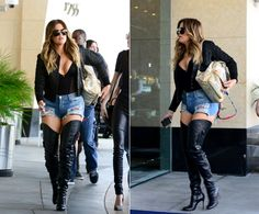 shorts and boots over 40 | Photo: Splash News and Pictures./ Published: 06/22/2014 5:08:48