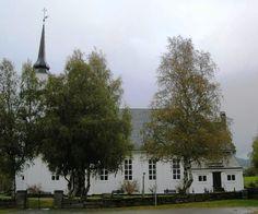 Soknedal church in Midtre Gauldal kommune, Norway
