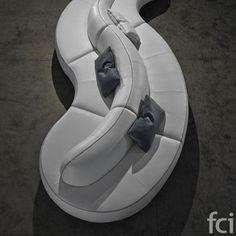 Wave Sofa by Naustro Italia Premium Collection