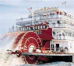 On bucket list .... cruise on the Mississippi River (DONE)