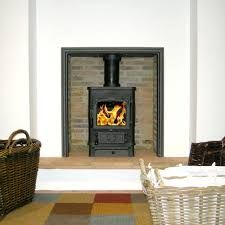 Image result for false chimney breast Inglenook Fireplace, Faux Fireplace, Propane Stove, Gas Stove, Electric Stove, Gas And Electric, Suffolk House, Chimney Breast, Log Burner